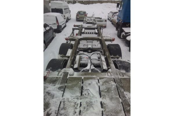 Прицеп контейнеровоз KAESSBOHRER CS