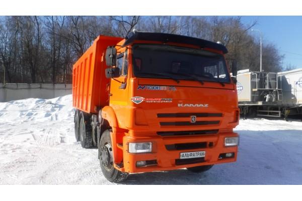 КАМАЗ 6520-2