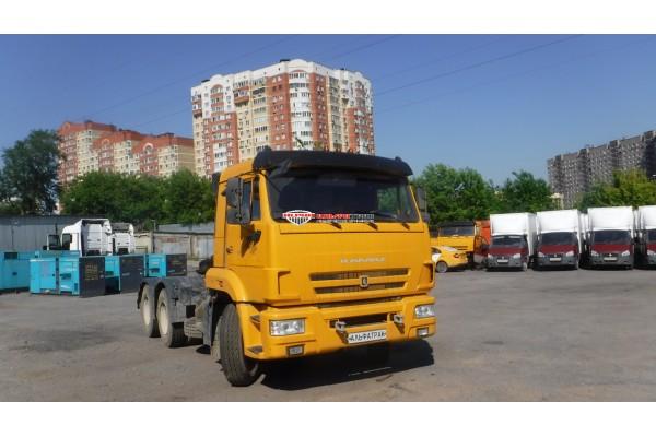 КАМАЗ 65116-А4