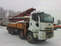 Бетононасос FORD Cargo