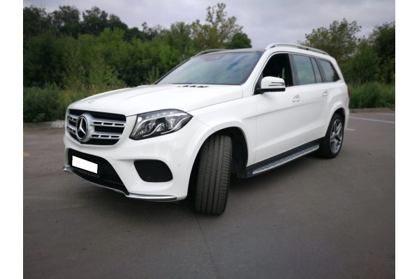 MERCEDES BENZ GLS 400