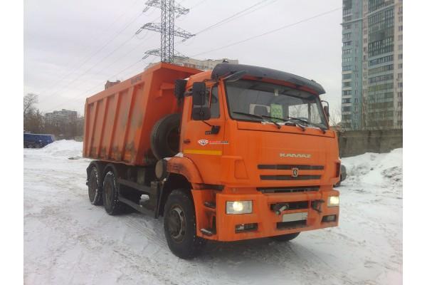 КАМАЗ-6520-43