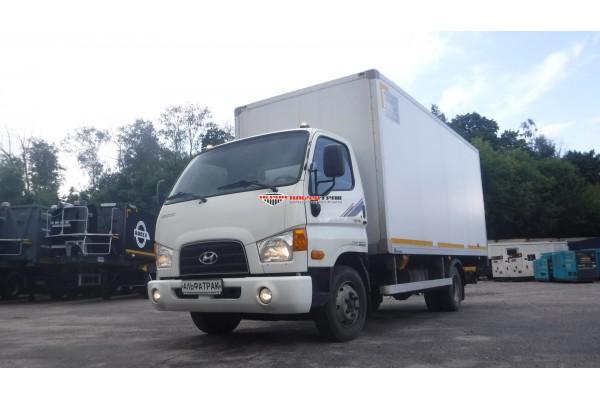 HUYNDAI HD 78 Фургон изотермический