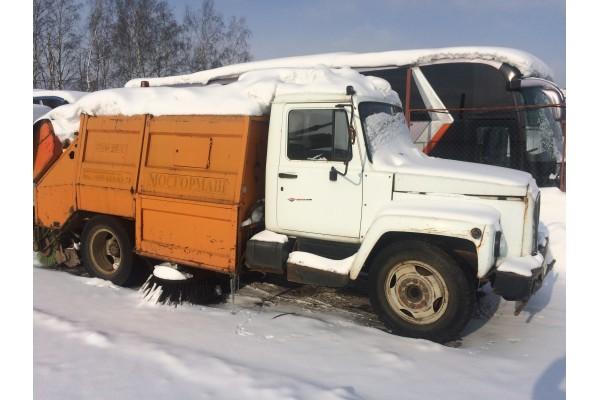 ПУМ-69-01.2 на шасси Газ-3309