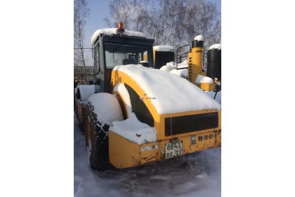 Каток дорожный РАСКАТ RV-19-DT-01