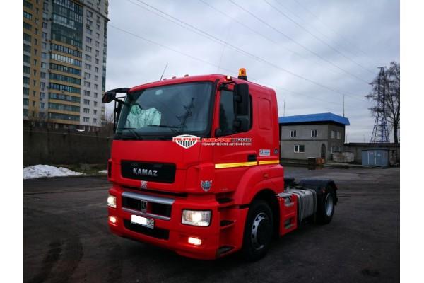 КАМАЗ-5490-S5 4x2