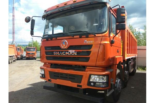 SHACMAN 8x4