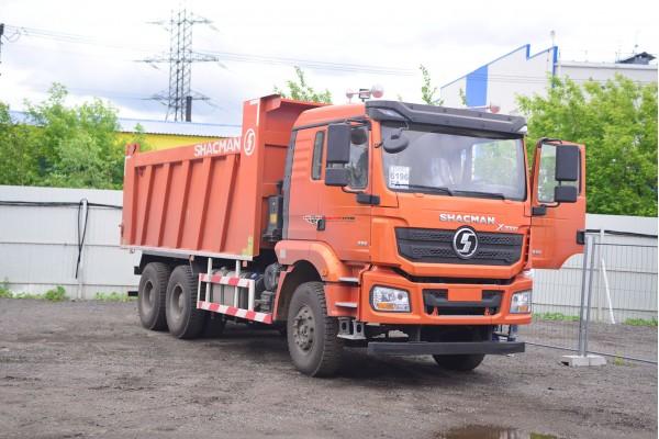 SHACMAN 6x4 X3000