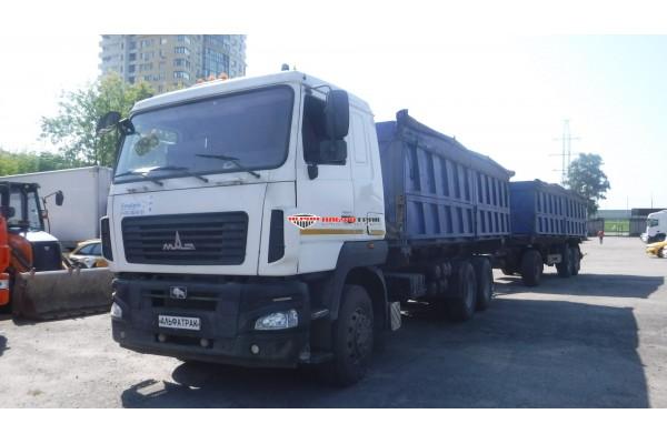 МАЗ 6312 B9 Зерновоз